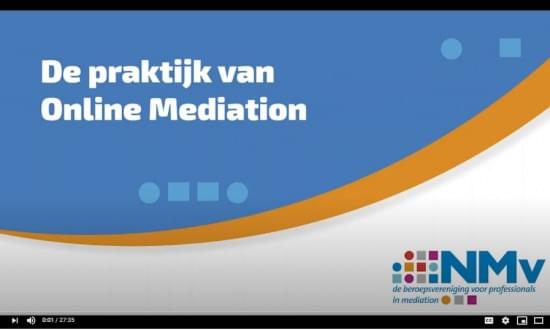 Webinar Toolkit voor online mediation helpt mediationvak de crisis door